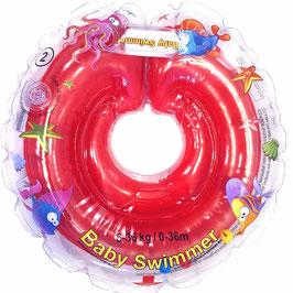 BabySwimmer Rot 6-36  TÜV GS