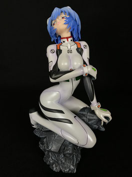 Rei Ayanami Plugsuit Version :RE 1/6 Rebuild of Evangelion 19cm Anime Statue Kotobukiya