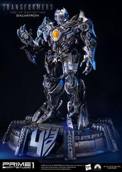 Galvatron Exclusive Version Transformers Ära des Untergangs Museum Masterline Statue 77cm Prime 1 Studio