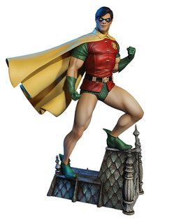Robin 1/6 Maquette DC Comics Batman Super Powers Collection Statue 41cm Tweeterhead