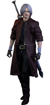 Dante 1/6 Devil May Cry 5 Game Actionfigur 31cm Asmus Collectible