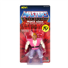 Prince Adam Masters of the Universe Neo Vintage Collection Actionfigur Wave 3 14cm Super7