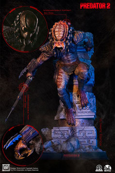 Predator 2 City Hunter Ultimate Edition 1/4 Statue 65cm Infinity Studio