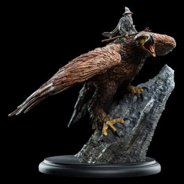 Gandalf on Gwaihir Herr der Ringe Statue 15cm Resin Weta