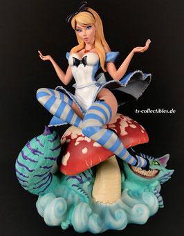 Alice in Wonderland 34cm Fairytale Fantasies J. Scott Campbell Statue Sideshow