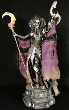 Cleopsis - Eater of the Dead 1/4 Premium Format 62cm Court of the Dead Ts-Collectibles repaint Statue Sideshow