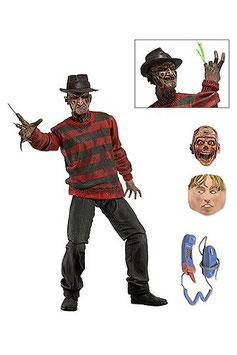 Freddy Krueger Ultimate Nightmare On Elm Street Actionfigur 30th Anniversary 18cm Neca