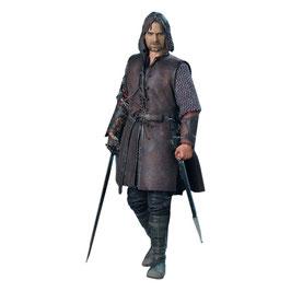 Aragorn at Helm's Deep 1/6 Herr der Ringe Actionfigur 30cm Asmus Toys