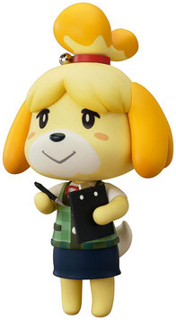 Isabelle Animal Crossing New Leaf Nendoroid Anime Actionfigur Shizue Video Game 10cm Good Smile Company