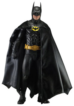 Batman 1989 1/4 Michael Keaton Batman Returns Actionfigur 45cm Neca