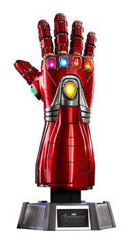 Nano Gauntlet 1/1 Marvel Avengers: Endgame Life-Size Iron Man Machthandschuh Masterpiece Replik 52cm Hot Toys