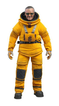 Stan Lee 2019 Toy Fair Exclusive 1/6 Guardians of the Galaxy Vol. 2 Marvel Movie Masterpiece Actionfigur 31cm Hot Toys