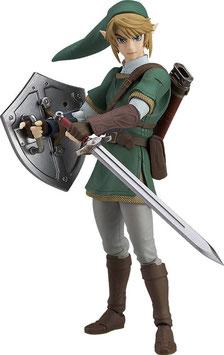 Link Twilight Princess Deluxe Ver. The Legend of Zelda Figma Video Game Actionfigur 14cm Good Smile Company