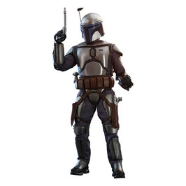 Jango Fett 1/6 Star Wars Episode II Movie Masterpiece Actionfigur 30cm Hot Toys