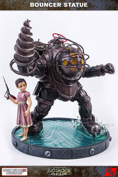 Big Daddy & Little Sister - Bouncer 1/4 BioShock Game Polystone Statue 51cm Gaming Heads