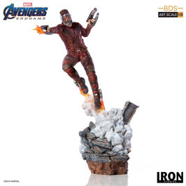Star-Lord 1/10 Marvel Avengers: Endgame BDS Art Scale Statue 31cm Guardians of the Galaxy Iron Studios