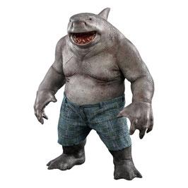 King Shark 1/6 Suicide Squad DC Movie Masterpiece Actionfigur 35cm Hot Toys