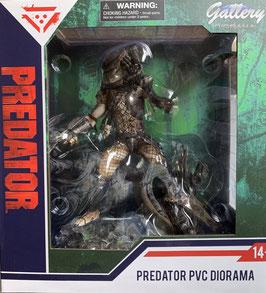 Jungle Predator 26cm Movie Gallery Diorama Statue Diamond Select
