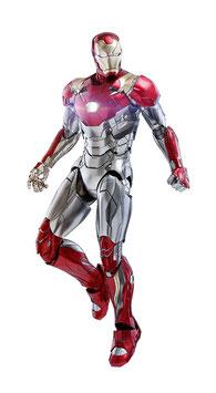 Iron Man Mark XLVII Reissue 1/6 Marvel's Spider-Man Homecoming Diecast Movie Masterpiece 32cm Actionfigur Hot Toys