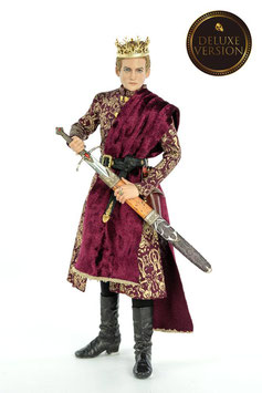 King Joffrey Baratheon Deluxe Version 1/6 Game of Thrones Actionfigur 29cm Threezero