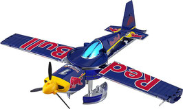 Red Bull Air Race Transforming-Actionfigur Plane 14cm Transformer Good Smile