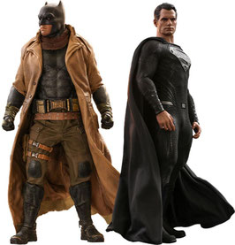 Knightmare Batman and Superman 1/6 Zack Snyder's Justice League DC Actionfiguren Doppelpack 31cm Hot Toys