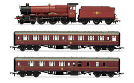 Hogwarts Express Elektrische Eisenbahn 1/76 Harry Potter Hornby