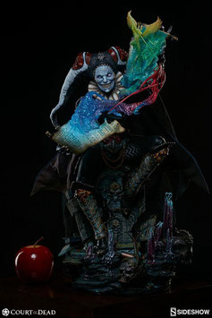 Malavestros - Deaths Chronicler Fool 1/4 Premium Format Court of the Dead 52cm Statue Sideshow