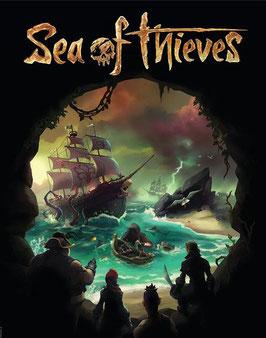 Sea of Thieves - Prepare To Fight 35 x 28cm - ungerahmt Art Print Fanatik