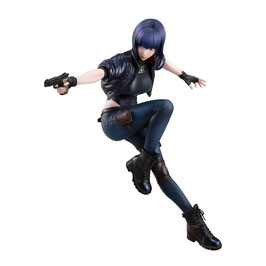 Motoko Kusanagi SAC_2045 1/6 Ghost in the Shell Anime Statue 20cm Megahouse