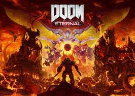 Doom Eternal 42 x 30cm - ungerahmt Art Print Fanatik