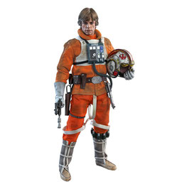 Luke Skywalker (Snowspeeder Pilot) 1/6 Star Wars Episode V 40th Anniversary TESB Movie Masterpiece Actionfigur 28cm Hot Toys