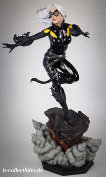 Black Cat 1/4 Premium Format Marvel Comics Spider-Man 56cm Statue Sideshow