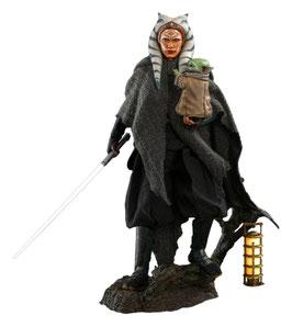Ahsoka Tano & Grogu 1/6 Star Wars The Mandalorian Actionfiguren Doppelpack 29cm Hot Toys