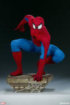Spider-Man 1/2 Legendary Scale Marvel Comics 64cm Statue Sideshow