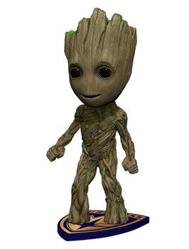 Baby Groot Head Knocker Guardians of the Galaxy Vol.2 Marvel Wackelkopf Figur 18cm Neca