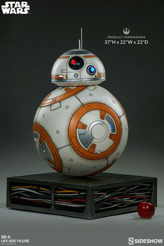 BB-8 1/1 Life-Size Star Wars Episode VII 93cm Statue Sideshow