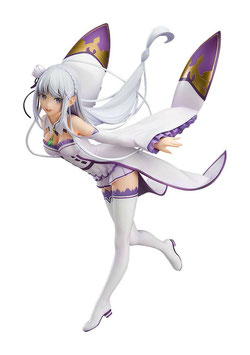 Emilia 1/7 Re:ZERO -Starting Life in Another World Anime Statue 22cm Good Smile Company