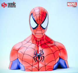 Spider-Man Spardose Marvel Comics 17cm Semic