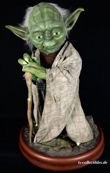 Yoda 1/1 Life-Size Star Wars Episode V Dagobah 81cm Statue Sideshow