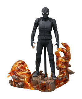 Spider-Man (Stealth Suit) Deluxe Version 1/6 Spider-Man: Far From Home Marvel Movie Masterpiece Actionfigur 29cm Hot Toys