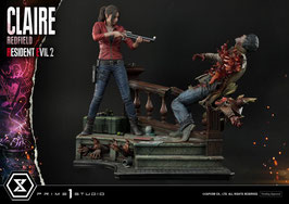 Claire Redfield Resident Evil 2 Statue 55cm Video Game Diorama Prime 1 Studio