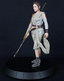 Rey 1/6 Star Wars The Force Awakens Movie Milestones Statue Resin 28cm Gentle Giant