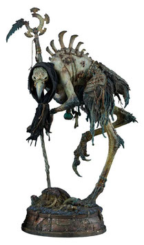 Poxxil the Scourge 1/4 Premium Format Court of the Dead 64cm Statue Sideshow