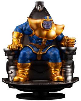Thanos on Space Throne 1/6 Marvel Fine Art Statue 45cm Led beleuchtet Resin Kotobukiya