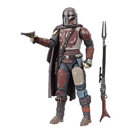 The Mandalorian Black Series Star Wars Actionfigur 15cm Hasbro