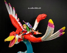 Link on Loftwing: Legend of Zelda Skyward Sword 70cm Video Game Statue Resin First 4 Figures