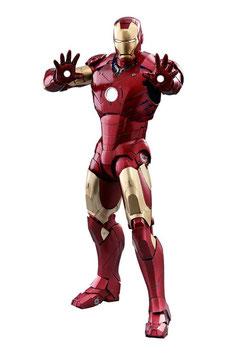 Iron Man Mark III 3 1/4 Marvel Avengers QS Series 48cm Actionfigur Hot Toys