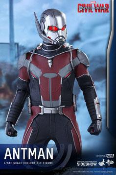 Ant-Man 1/6 Captain America - Avengers Civil War Marvel Actionfigur Movie Masterpiece 30cm Hot Toys