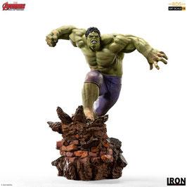 Hulk 1/10 Marvel Avengers Age of Ultron BDS Art Scale Statue 26cm Iron Studios